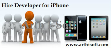 Hire developer for iPhone